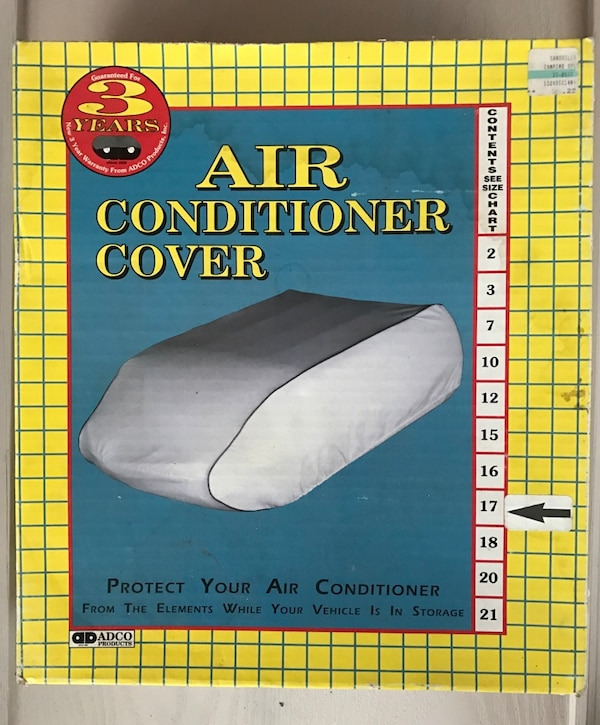 Coleman Mini Mach and Super Mach air conditioning cover