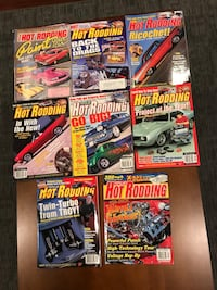 Hot rodding magazines