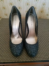 Royal blue glitter pumps Chicago, 60638
