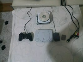 29 Oyunlu Playstation 1 Slim