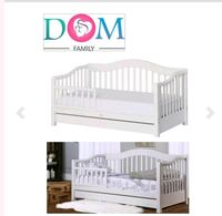 Toddler Day Bed with Storage