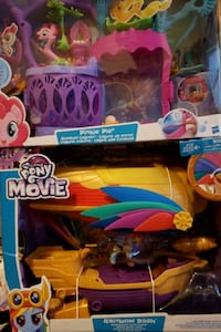 My Little Pony The Movie Toy sets  Manassas, 20109