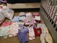 Baby girl clothes size 9 months and up Strasburg, 22657