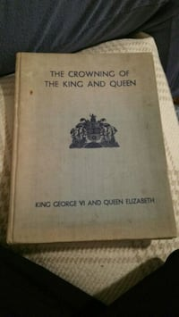 The Crowning Of The King And Queen Gomersal, BD19 4RP