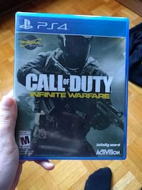 Call of Duty Infinate Warfare PS4 Toronto, M6H