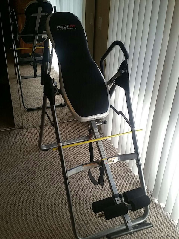 Bodyfit By Sports Authority Inversion Table
