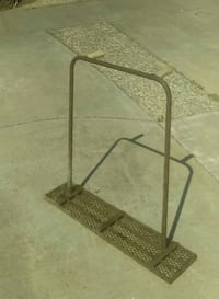 """Two handled Concrete tamper approximately 35""""x6"""" San Jose, 95111"""