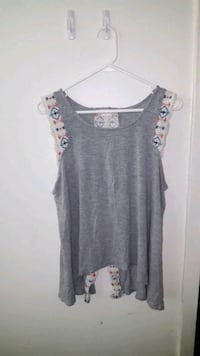 Grey Blouse  Cookeville, 38506