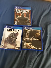 PS4 Games  Penhold, T0M