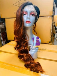 Lace front wigs  Toronto, M9W 5Y8