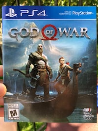 GOD OF WAR PS4 PRO!! Edmonton, T5J