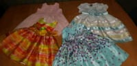 Fancy dresses lot size 2T  Montreal, H4H 2C7