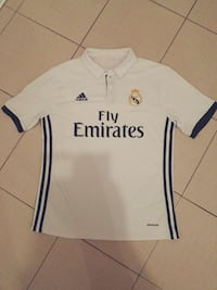 Real madrid blanche Adidas Fly Emirates