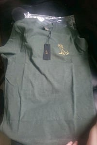 Ovo green tshirt small Toronto