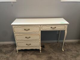 Rustic desk/ end unit