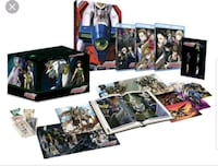 Suit Gundam wing  collection ultra edition blu-Ray Chantilly, 20151
