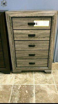NEW Farrow Grayish Brown Chest Houston, 77036