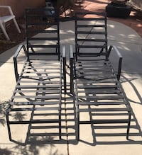 Outdoor Patio/Pool Lounge Chairs Henderson, 89052