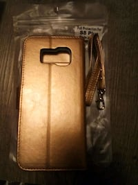 Cell Phone Case/ Wallet with Carrying Strap