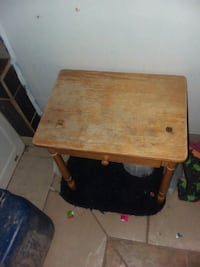 brown wooden drop leaf table Price, 84501
