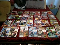 assorted Xbox 360 game cases Hershey, 17033