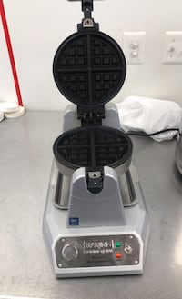 Commercial  Waffle Maker Clinton, 20735
