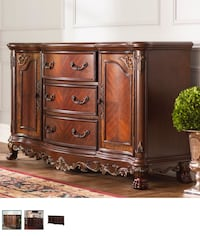 Dining room sideboard available  BROOKLYN