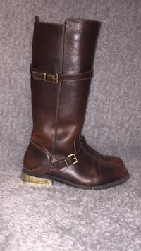 Brown Leather Boots  Midland, 79707