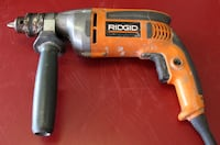 Ridgid R7111 Heavy-Duty Drill Norfolk