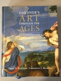 Art Through the Ages art history textbook
