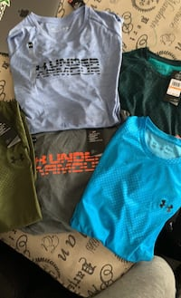 Under armour men's shirts Vaughan, L4H 2C4