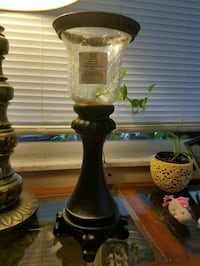 Beautiful candle holder, new