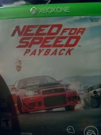 Xbox One Need for Speed Payback case Cynthiana, 41031