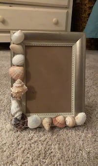 Seashell 5x7 picture frame Baltimore, 21230