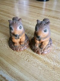 Squirel salt and pepper shakers White City, 97503