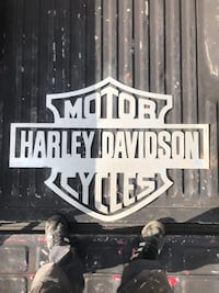 Harley davidson sign Mercersburg, 17236