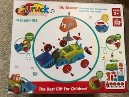 Build your own truck toy set( great Christmas gift)