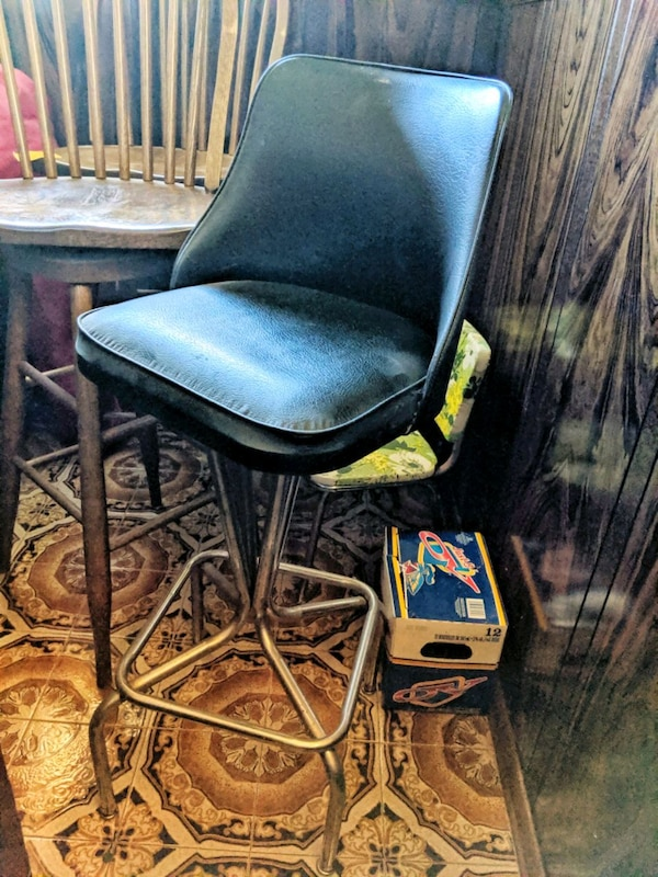 Vintage/Retro bar stool