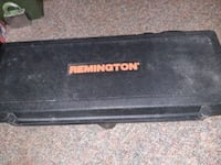 Remington 22 caliber fastener gun in case