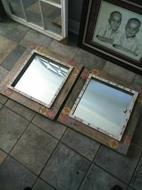 two square photo frames Baton Rouge, 70814