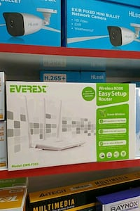 Everest 300 mpbs access point router