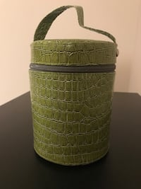 green crocodile leather bag 伦敦, N6G 1G5