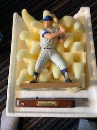 Mickey Mantle Sports Impression Ltd 1987 number 561/2500 Somers, 10589