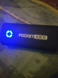 Pocket Juice portable charger Guelph, N1E 6W4