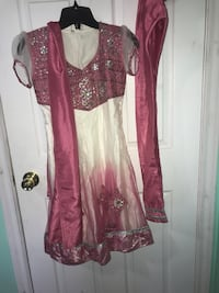 Indian Dress for girls kids party dress
