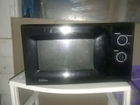 black and gray microwave oven Dallas, 30132