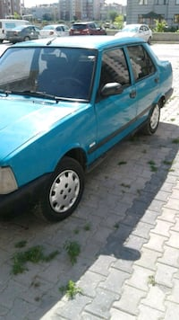 mavi Renault 9 Broadway sedan Selimiye Mahallesi, 38070