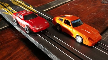 Muscle Vs. JDM de Marchon MR-1