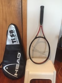Salzenger Challenge Plus Racket & Case