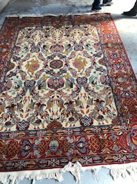 High quality Persian Tabriz rug Toronto, M2R 3N1